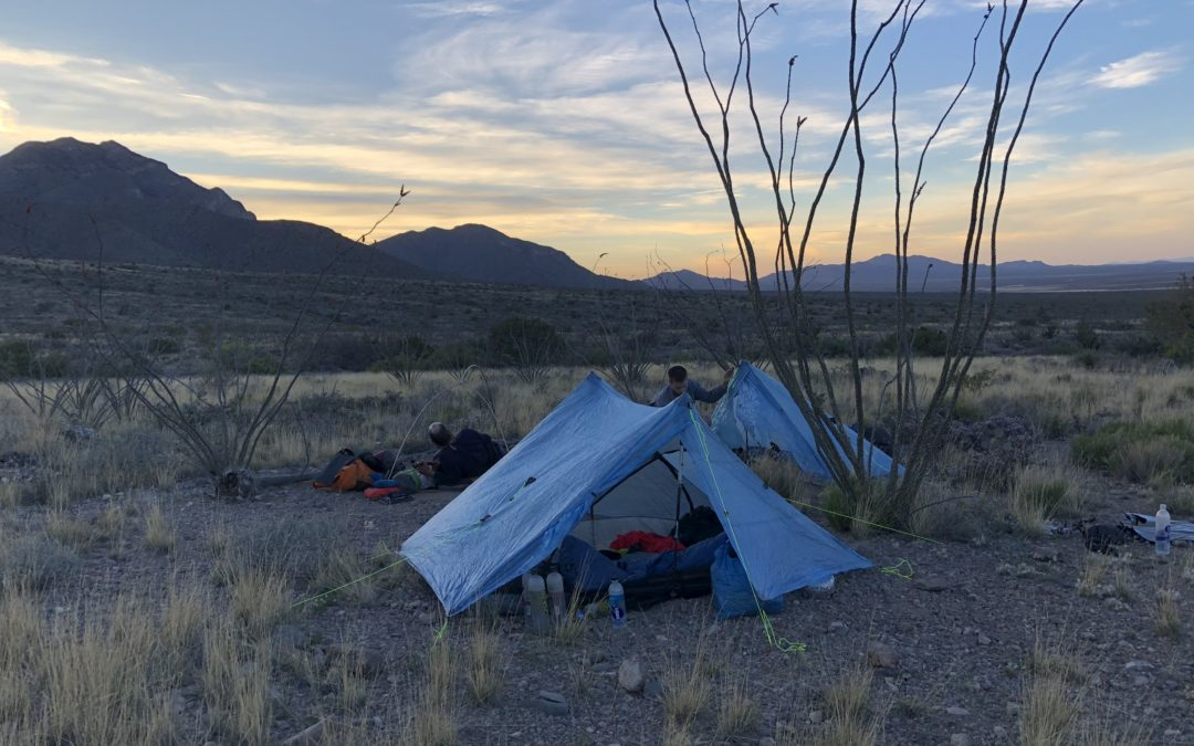 CDT Update #1 – Crazy Cook Monument, NM to Hachita, NM